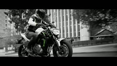 2018 Z650 ABS by Kawasaki