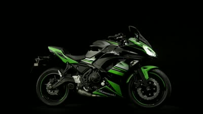 2019 NINJA® 650 ABS NINJA® Motorcycle by Kawasaki