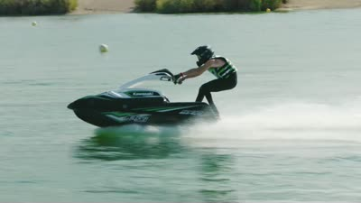 2017 JET SKI® SX-R™ JET SKI® Watercraft by Kawasaki