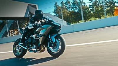 2019 Ninja H2r By Kawasaki